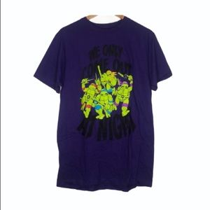 TMNT Graphic Classic Short Sleeves T-Shirt Large